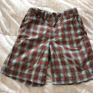 Gap Kids Boy Shorts size 6 regular w/adjustable